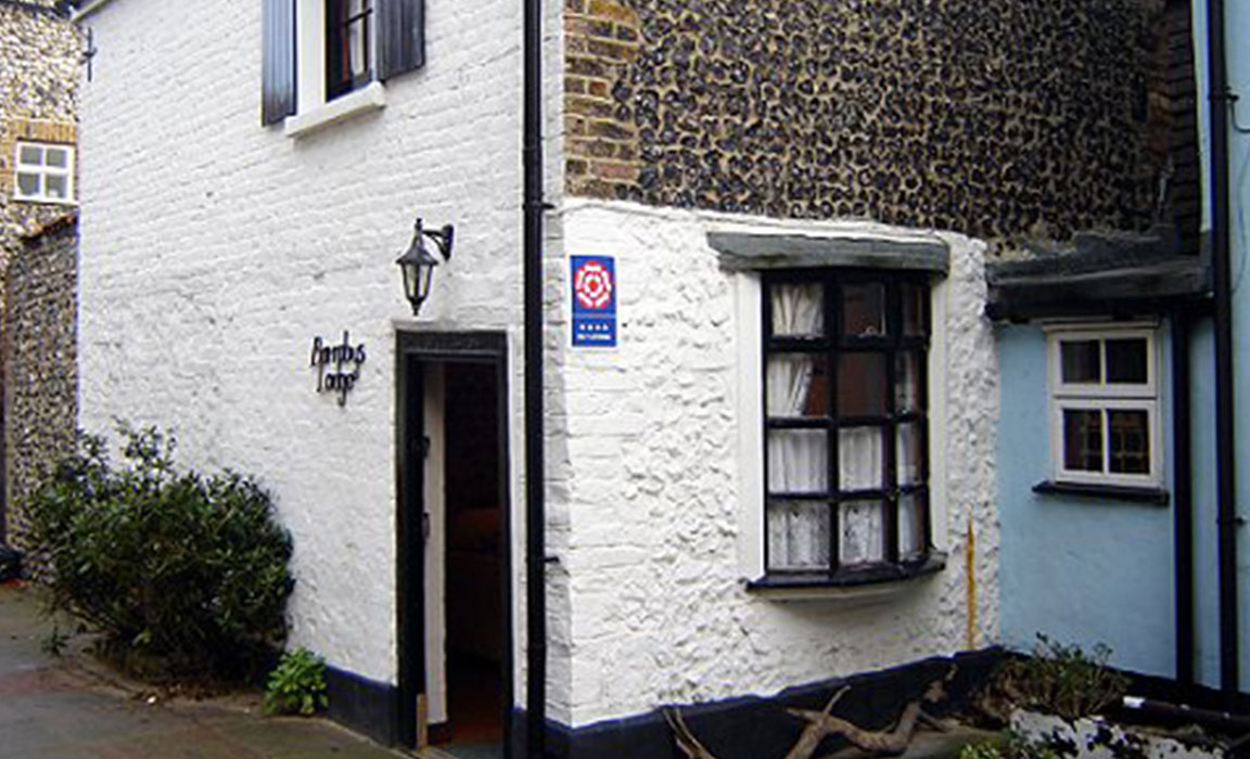 The Fishermen's Cottages Broadstairs